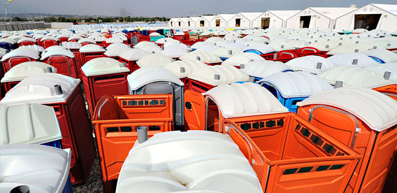 Champion Portable Toilets in Watauga,  TX